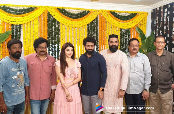 2019 Latest Telugu Movie News,Nandamuri Kalyan Ram New Movie #NRK17 Launched,Nandamuri Kalyan Ram Latest News, Nandamuri Kalyan Ram started new movie, Kalyan Ram New Movie Launch,Kalyan Ram Upcoming Movies, kalyan Ram New Movie Schedules, Telugu Film Updates, Telugu Filmnagar, Tollywood Cinema News