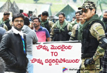 Director Anil Ravipudi Recalls The Movie Shooting Date Of His Latest Blockbuster Sarileru Neekevvaru