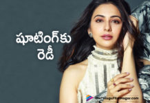 Actress Rakul Preet Singh Heads To Mumbai To Join Movie Shooting Of Her Bollywood Movie Chale Chalo
